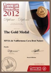 Medalla2Oro_MVSA-Brut-Nature2012