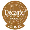 decanter2012bronze